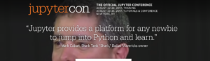 JupyterCon Banner