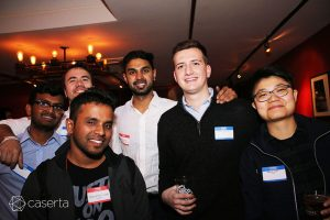 Caserta Data Engineer Mixer