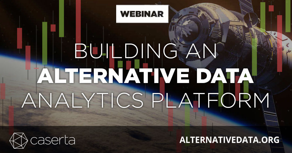 alternative data webinar