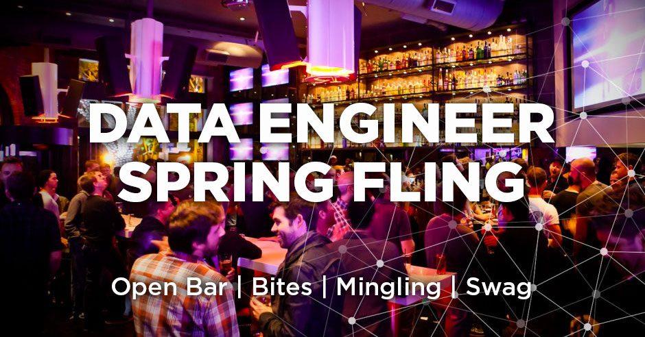Data Engineer Spring Fling