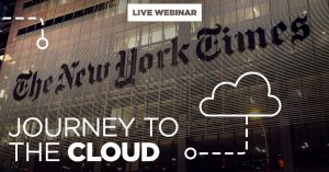 The New York Times Cloud Migration Webinar