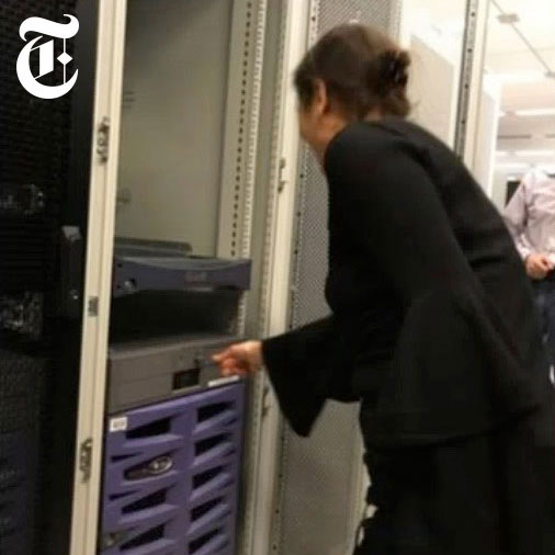 Shutting Down The New York Times Data Center