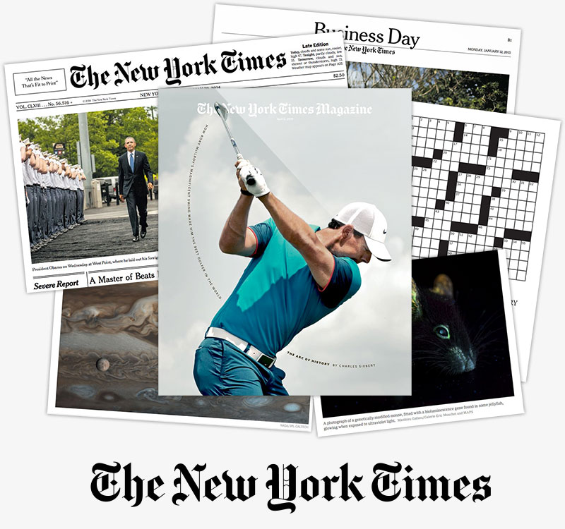 New York Times Success Story