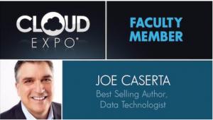 Joe Caserta Cloud Expo