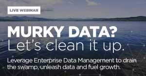 enterprise data management webinar