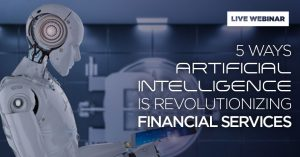 artificial intelligence Financial Services