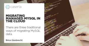 migrating managed mysql in the cloud