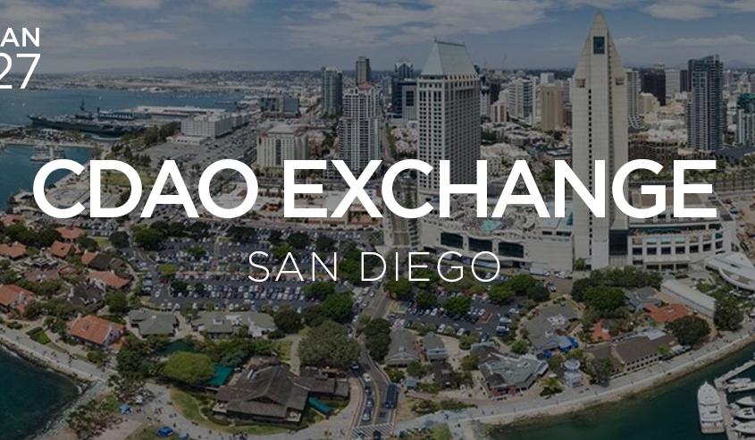 cdao exchange san diego