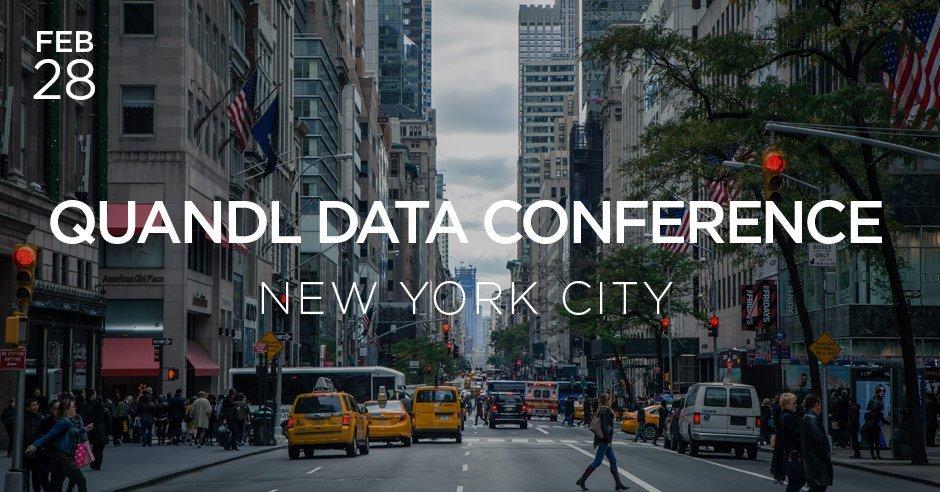 quandl data conference 2019