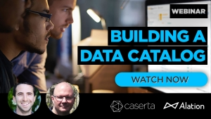 building a data catalog webinar