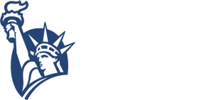 liberty mutual logo white