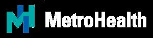 metrohealth logo white