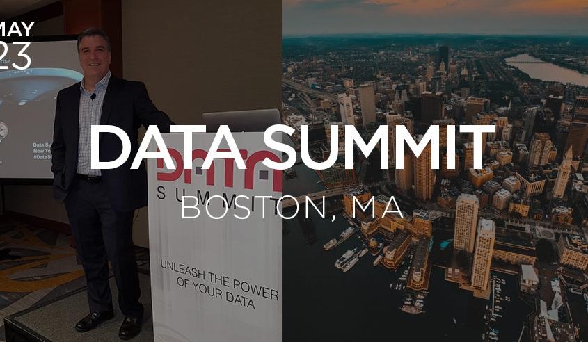 data summit boston 2019