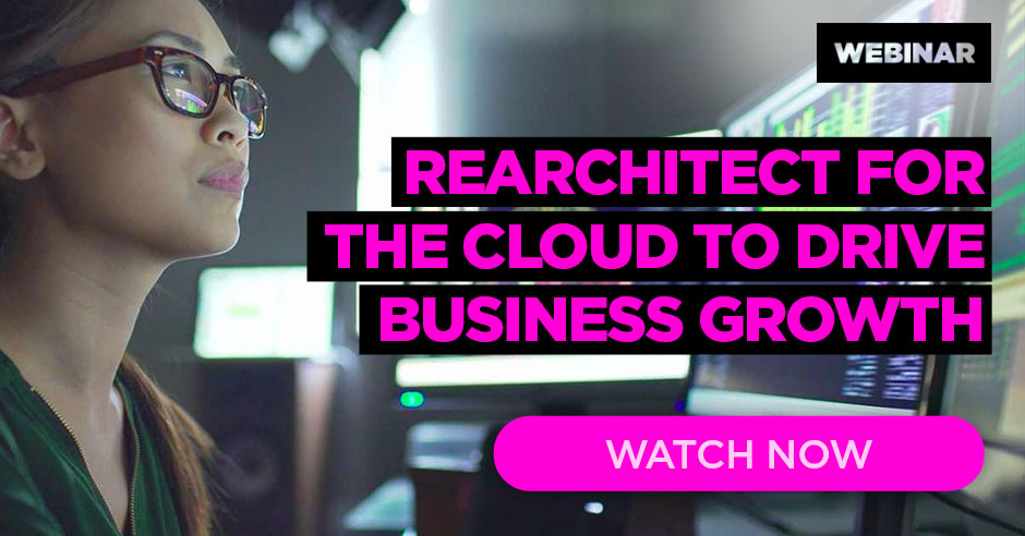 cloud architecture webinar