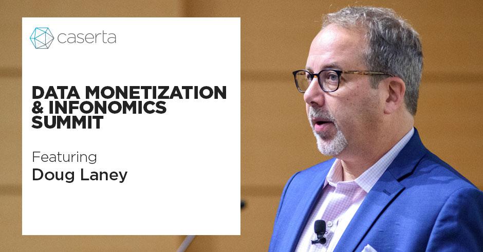 data monetization and infonomics summit featuring doug laney