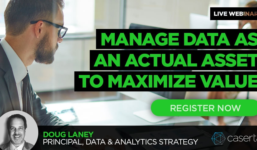 manage data asset strategy