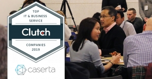 caserta named clutch top it services company 2019