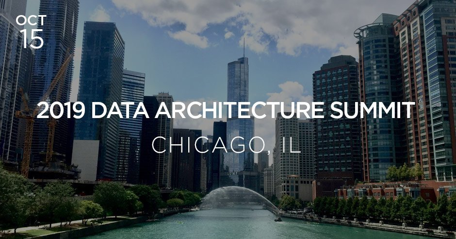2019 data architecture summit featuring joe caserta and chris mathias