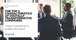 characteristics of digitally transformative companies