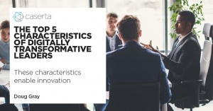 the top 5 characteristics of digitally transformative leaders