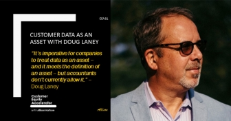 doug laney customer accelerator podcast