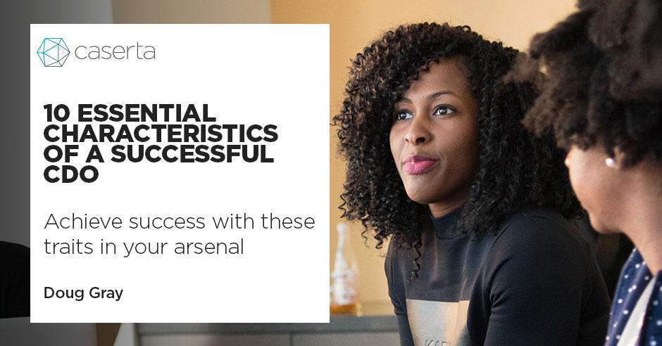 essential characteristics of a successful cdo