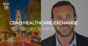 cdao healthcare exchange 2019