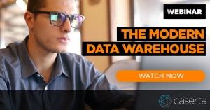 modern data warehouse webinar