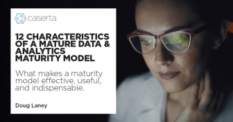 data analytics maturity model