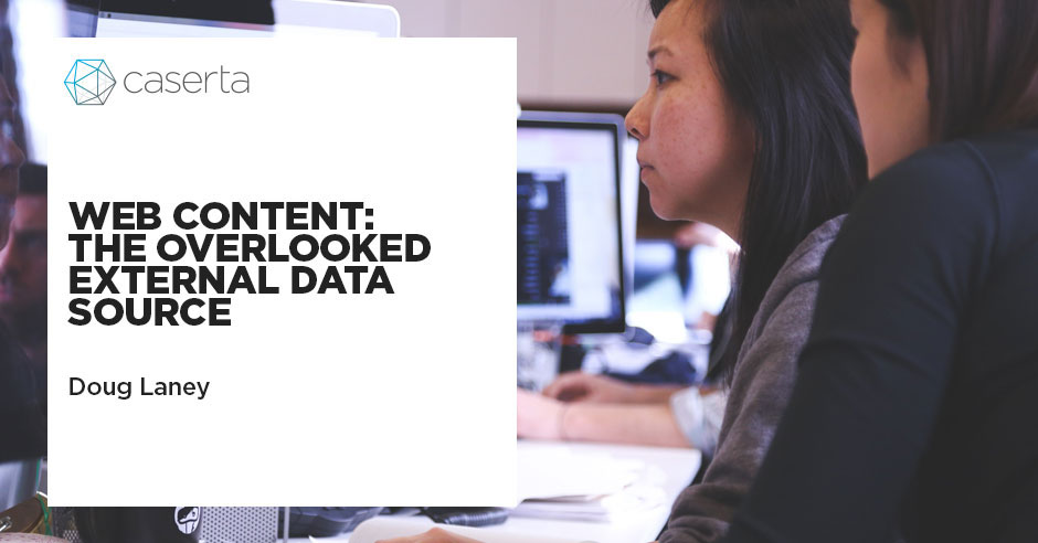 Web Content Data Source