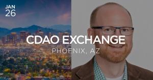 cdao exchange phoenix featuring brent walter