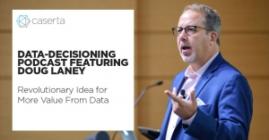 data decisioning podcast featuring doug laney