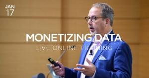 monetizing data online training with doug laney