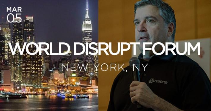 world disrupt forum