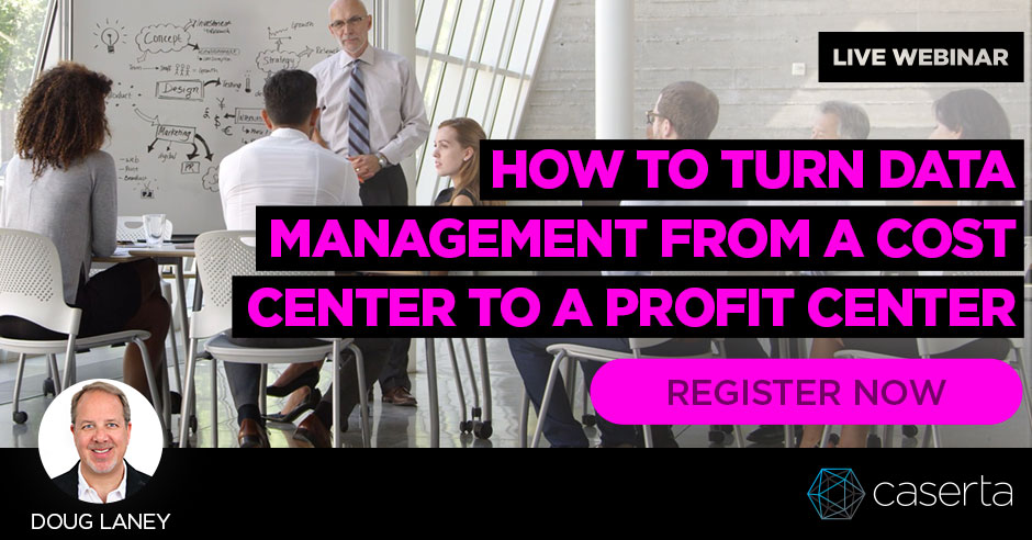 data management profit center