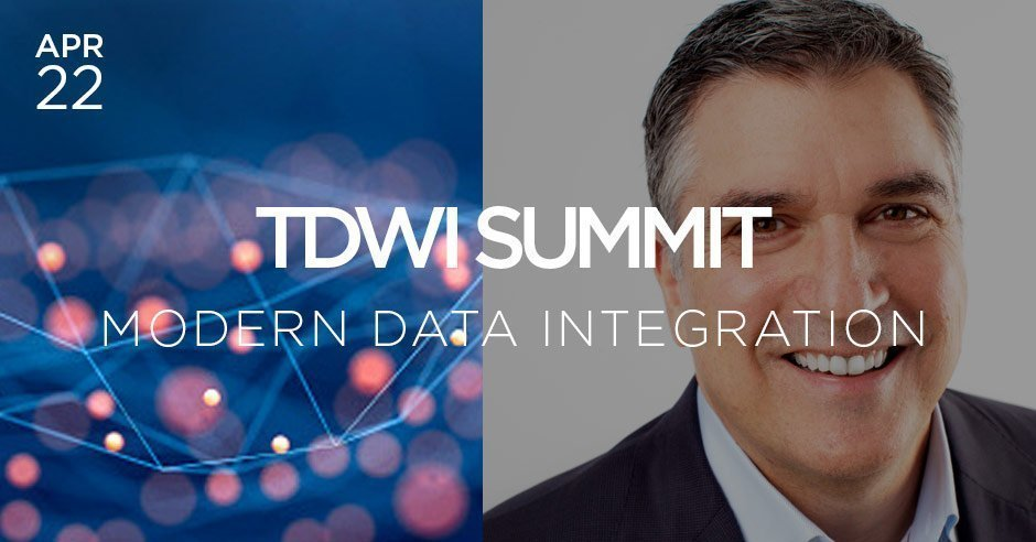 tdwi summit modern data integration