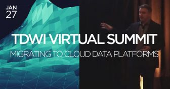 tdwi virtual summit