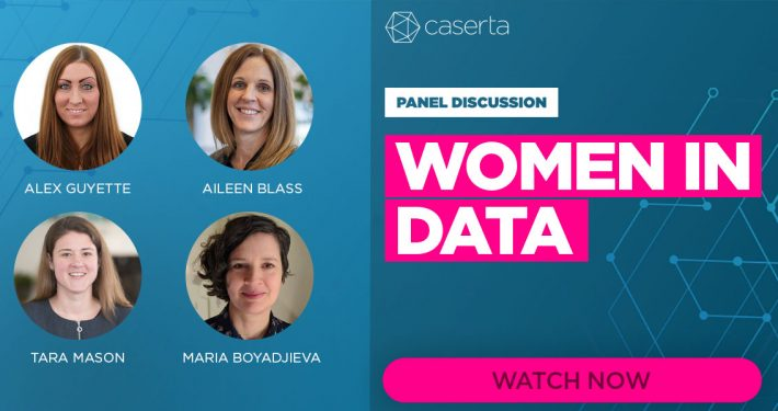 women in data