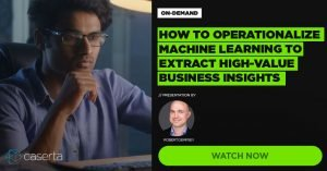 Operationalize Machine Learning