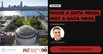 data mesh mit presentation