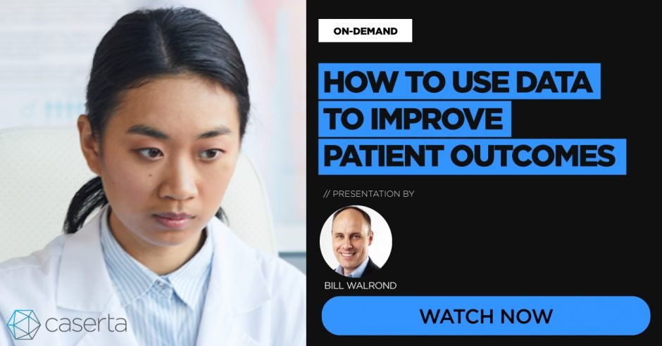 Using Data to Improve Patient Outcomes Webinar